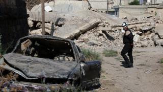 Συρία: Νέοι βομβαρδισμοί κατά τζιχαντιστών-100.000 άμαχοι παγιδευμένοι στη Ράκα