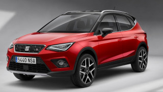 To Arona είναι το νέο, μικρό SUV της Seat και έχει βάση τα 1.000 κυβικά