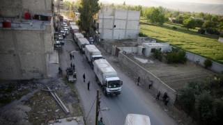 Λιβύη: Ένοπλοι επιτέθηκαν σε αυτοκινητοπομπή του ΟΗΕ