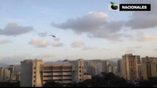 Βενεζουέλα: Απόπειρα πραξικοπήματος με ελικόπτερο