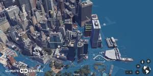 Η περιοχή της Wall Street στη Νέα Υόρκη