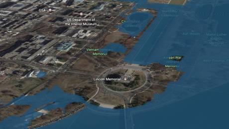 Χάρτες: Έτσι θα είναι οι μεγαλύτερες πόλεις των Η.Π.Α το 2100 αν ανέβει η στάθμη της θάλασσας