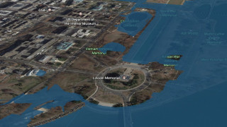 Χάρτες: Έτσι θα είναι οι μεγαλύτερες πόλεις των Η.Π.Α αν ανέβει η στάθμη της θάλασσας (Pics)