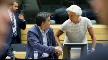 Στα χέρια της κυβέρνησης το Μνημόνιο-συμφωνία του ΔΝΤ