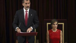 Ισπανία: Ο βασιλιάς Φίλιππος χρησιμοποίησε για πρώτη φορά τον όρο «δικτατορία» (pics)