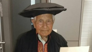 Πανεπιστήμιο Κύπρου: Πτυχιούχος σε ηλικία 97 χρονών!