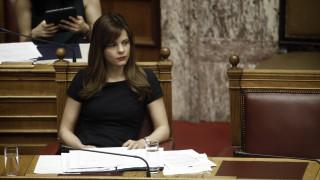 Αχτσιόγλου προς ΓΣΕΕ: Η κυβέρνηση δεν θα δεχτεί εκβιαστικού τύπου πρακτικές