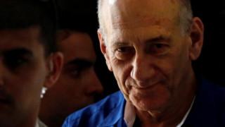 Ισραήλ: Πρόωρα θα αποφυλακιστεί ο πρώην πρωθυπουργός Εχούντ Ολμέρτ