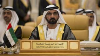 Ο εμίρης του Ντουμπάι προσπαθεί να πείσει το Κατάρ να συμμορφωθεί μέσω ποίησης