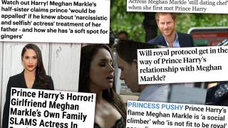 Μέγκαν Μαρκλ: Reality show η ιδιωτική ζωή της συντρόφου του Χάρι