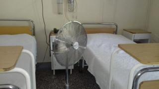 ΠΟΕΔΗΝ: Χωρίς κλιματιστικά τα νοσοκομεία - Με ανεμιστήρες δροσίζονται οι ασθενείς (pics&vid)