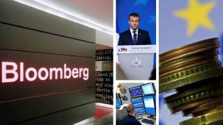 Bloomberg: Αναλυτές για την έξοδο της Ελλάδας στις αγορές - Ο ρόλος Μακρόν