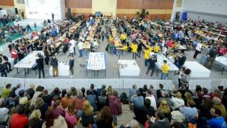 Ώρα ελληνικού τελικού στην Ολυμπιάδα Ρομποτικής