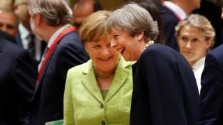 Συμφωνία Μέρκελ και Μέι για τα δικαιώματα των πολιτών μετά το Brexit