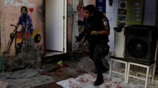 Βραζιλία: Εντάλματα σύλληψης σε 95 αστυνομικούς που κατηγορούνται για διαφθορά