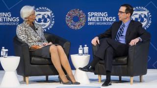 Μανούσιν: Στηρίζουμε το ΔΝΤ στην ελληνική υπόθεση