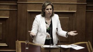 Χριστοφιλοπούλου: Αποκλειστική ευθύνη της κυβέρνησης η επιστροφή επίορκων στον ΕΦΚΑ