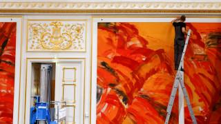 Ανακαίνιση στο εσωτερικό του «αρχαιοελληνικού» κοινοβουλίου της Αυστρίας