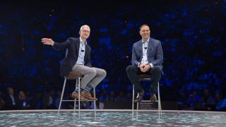 Η οικονομία των δεδομένων, το ΙοΤ, η Cisco και η …Apple