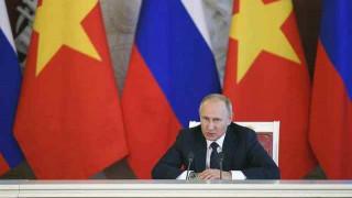 Ο Πούτιν παρέτεινε τις αντικυρώσεις στην ΕΕ έως τα τέλη του 2018