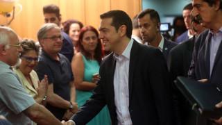 Το παρασκήνιο της επίσκεψης Τσίπρα στο υπουργείο Υγείας (pics&vid)