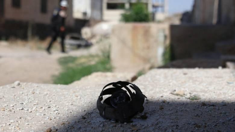 Το Ισλαμικό Κράτος αποχώρησε από την τελευταία περιοχή που κατείχε στην επαρχία του Χαλεπιού