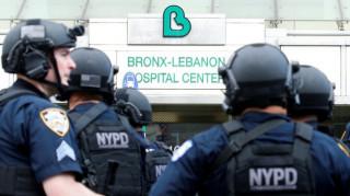 ΗΠΑ: Νεκρός ένας γιατρός από τους πυροβολισμούς σε νοσοκομείο του Μπρονξ (pics&vids)