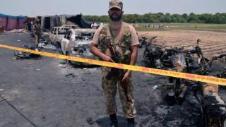 Πακιστάν: 190 οι νεκροί από έκρηξη βυτιοφόρου (pics&vid)