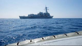 Φιλιππίνες: Το Πολεμικό Ναυτικό της χώρας πραγματοποίησε κοινή περιπολία με τις ΗΠΑ