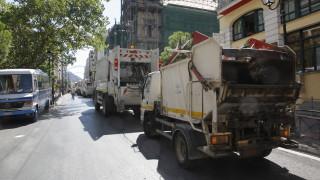 Γυναίκα υπάλληλος καθαριότητας στο δήμο Ζωγράφου έχασε τη ζωή της εν ώρα εργασίας (aud)