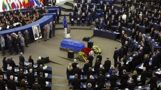 Η Ευρώπη αποχαιρετά τον Χέλμουτ Κολ - Δείτε live