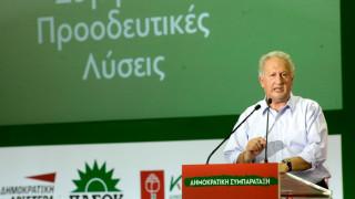Αιχμές Σκανδαλίδη κατά πρώην στελεχών του ΠΑΣΟΚ