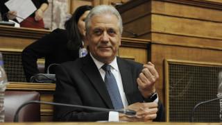Αβραμόπουλος: Πρέπει να βελτιωθεί η διαχείριση των εξωτερικών συνόρων