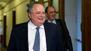 Κυπριακό: «Σκληρή δουλειά για την επανέναρξη της Διάσκεψης» λέει ο Κοτζιάς