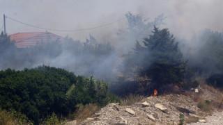 Ποιες περιοχές κινδυνεύουν την Κυριακή από πυρκαγιά