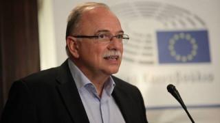 Παπαδημούλης: Αναγκαστική και όχι εύκολη επιλογή η συνεργασία με τους ΑΝΕΛ
