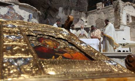 Νέο όχι των Τούρκων για Θεία Λειτουργία στην Παναγία Σουμελά