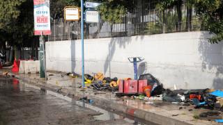 Νεκρός οδηγός στην Πέτρου Ράλλη μετά από τροχαίο