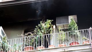 Νεκρή ηλικιωμένη γυναίκα μετά από φωτιά σε μονοκατοικία στο Γαλάτσι
