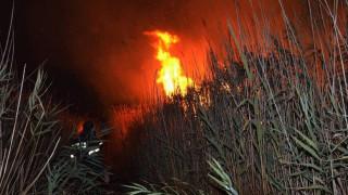 Πολύ υψηλός ο κίνδυνος εκδήλωσης πυρκαγιάς τη Δευτέρα (pic)