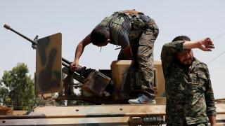 Συρία: Η συμμαχία που πολεμά τους τζιχαντιστές εισέρχεται για πρώτη φορά στη Ράκα