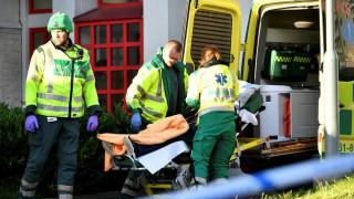 Σουηδία: Τρεις τραυματίες από πυροβολισμούς σε πυκνοκατοικημένη συνοικία (pics&vid)
