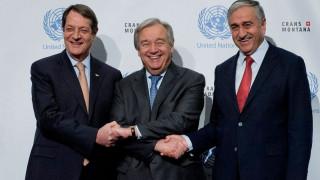 Κυπριακό: Επί τάπητος στο Κραν Μοντανά εγγυήσεις και ασφάλεια