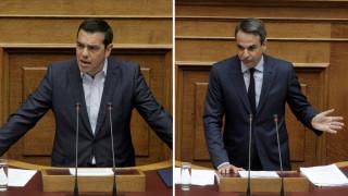 Βουλή: «Μάχη» με φόντο την οικονομία