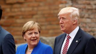 Συνάντηση Τραμπ-Μέρκελ εντός της εβδομάδας