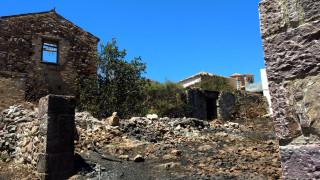 Αναζωπυρώσεις στα μέτωπα της Μάνης - Ξεκίνησε η καταγραφή των ζημιών