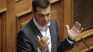 Ο Τσίπρας στον Μητσοτάκη: Δεν είστε τρολ αλλά πρόεδρος της αξιωματικής αντιπολίτευσης