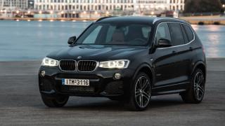 BMW X3 xDrive20d M Sport Limited Edition: Απεριόριστη δράση σε περιορισμένη έκδοση