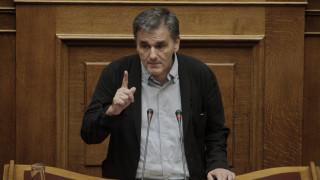 Τσακαλώτος: Ο Ντράγκι θα μας εντάξει στο QE αλλά όχι σύντομα