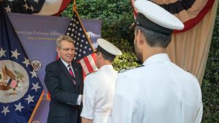Τζέφρι Πάιατ: η Ελλάδα ανακάμπτει - οι ΗΠΑ στηρίζουν την προσπάθειά της (pics)